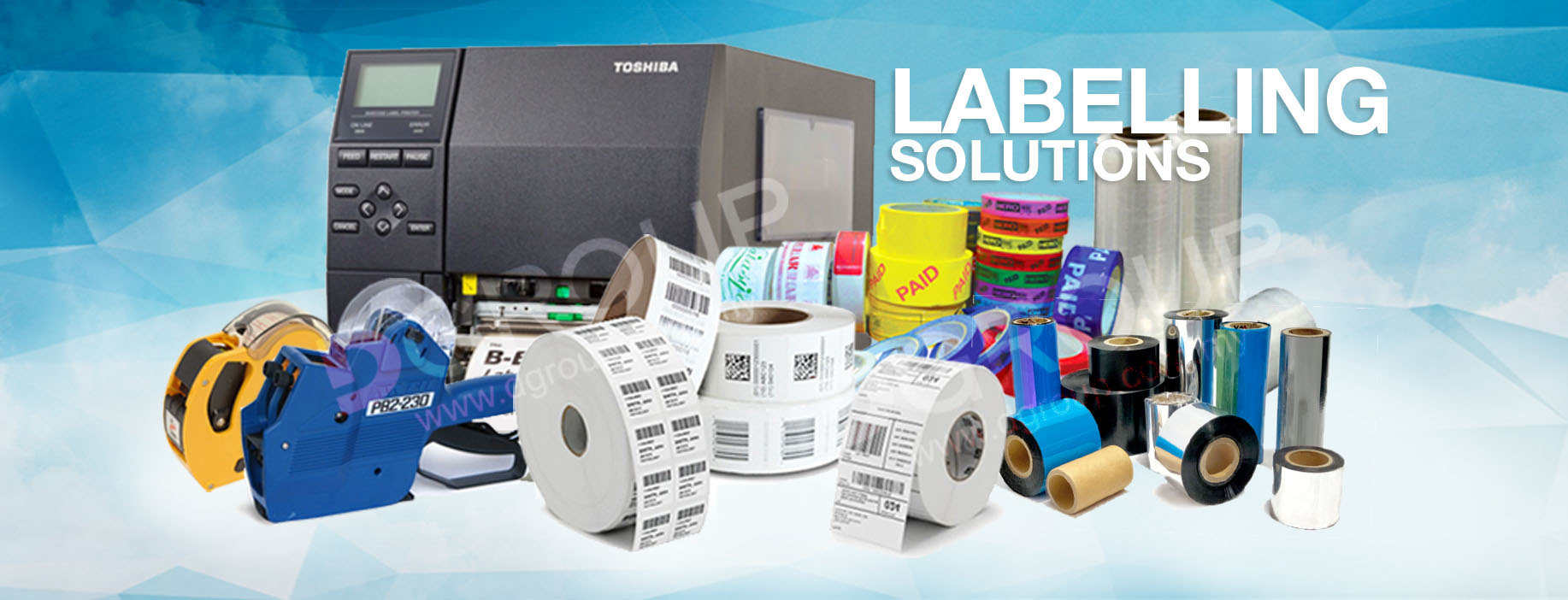 labels and sticker printing machines